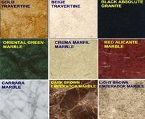 Marble Colors New